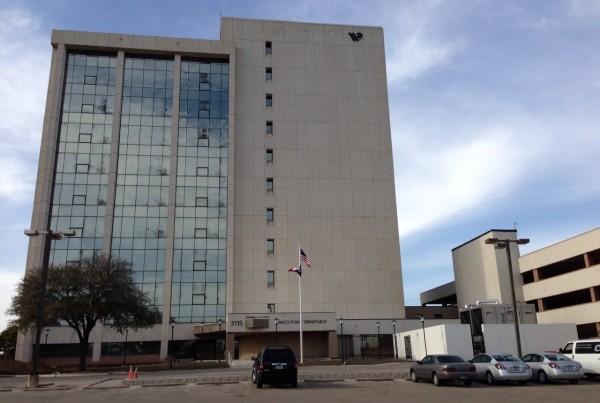 Waco Police Tower