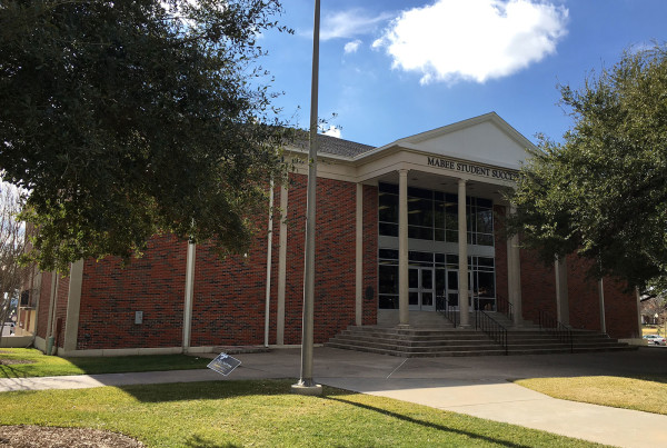 UMHB Mabee Student Center